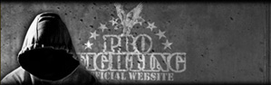 Pro Fighting Official Website