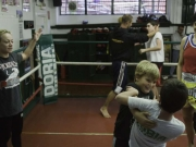 Doria - 23/09/12: Stage di Muay Thai Junior