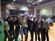 Guglielmo Zavaglia con il Bulldog\'s Gym passa in finale